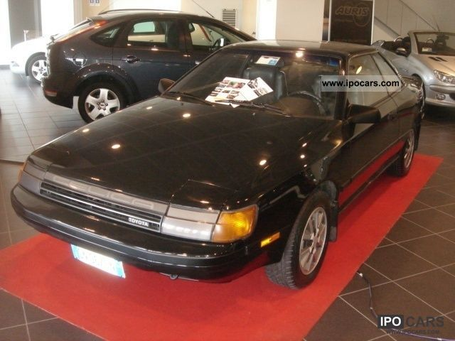 1985 Toyota Celica GTS 2.0 Sports Car/Coupe