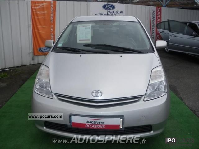 2006 Toyota  Prius 110h Linea Sol Limousine Used vehicle photo