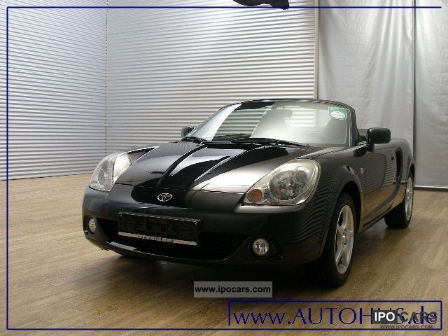 2003 Toyota  MR-2 Cabrio / roadster Used vehicle photo