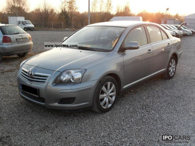 2008 toyota avensis 2 0 d4d 126km r vat car photo and specs. Black Bedroom Furniture Sets. Home Design Ideas