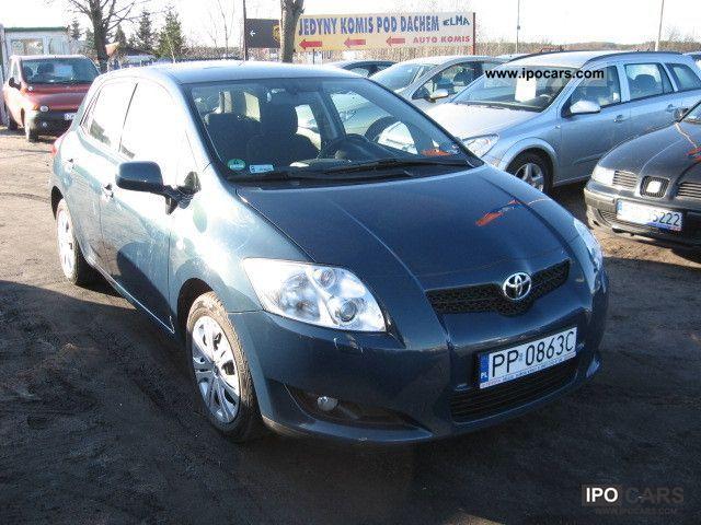 2006 Toyota  Auris MOŻLIWA ZAMIANA, bardzo ładny, 2.0 D4D, Other Used vehicle photo