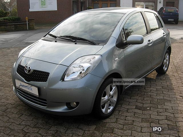 2006 Toyota  1.3 VVT-i Executive Small Car Used vehicle photo