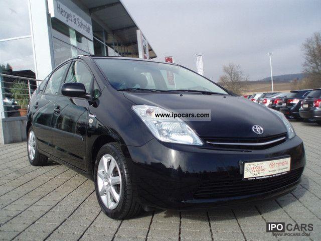 2006 Toyota Prius Hybrid Car Photo And Specs