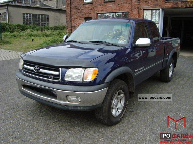 2002 Toyota Tundra Double Cab 4x4 Shipping Worldwide Possibl Off Road  Vehicle/Pickup Truck