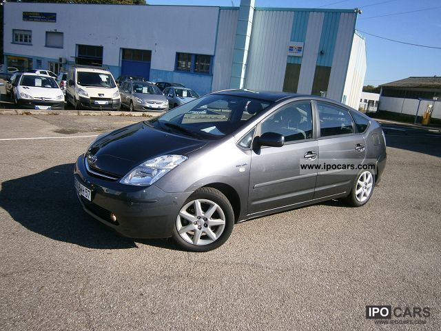 Toyota  PRIUS 110H LINEA SOL PACK 2007 Electric Cars photo