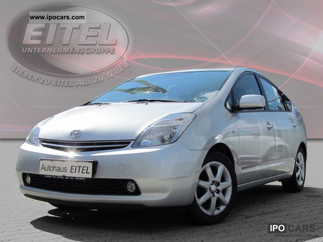 Toyota  Prius Executive NAVIGATION 2006 Hybrid Cars photo
