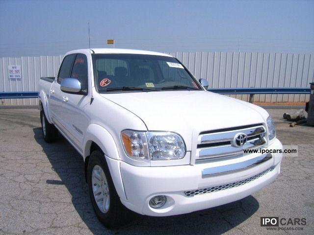 2005 Toyota  TUNDRA Off-road Vehicle/Pickup Truck Used vehicle (business photo