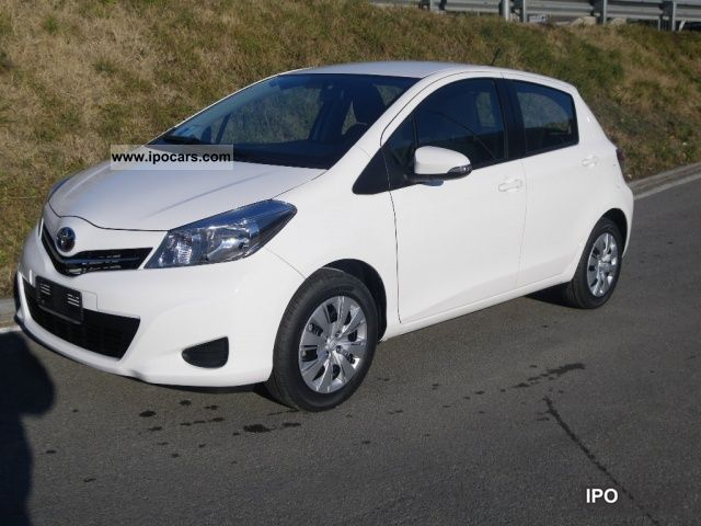 2012 toyota yaris 1 0 5p active car photo and specs. Black Bedroom Furniture Sets. Home Design Ideas