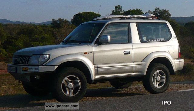 2002 toyota land cruiser kdj 90 d4d car photo and specs. Black Bedroom Furniture Sets. Home Design Ideas