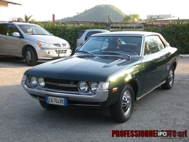 Toyota  '74 Celica AUTOMATICA 1974 Vintage, Classic and Old Cars photo