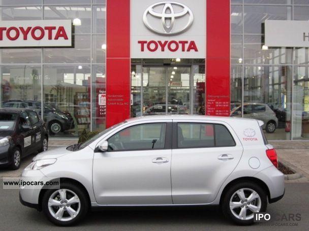 2009 Toyota Urban Cruiser 1 33 Vvt I 4x2 Town 1 Hand Car