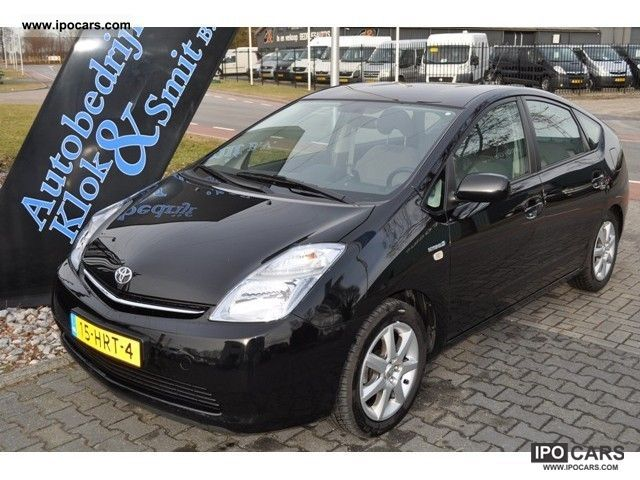 2009 Toyota  Prius 1.5 Vvt-i Automaat Comfort, Ecc Small Car Used vehicle photo