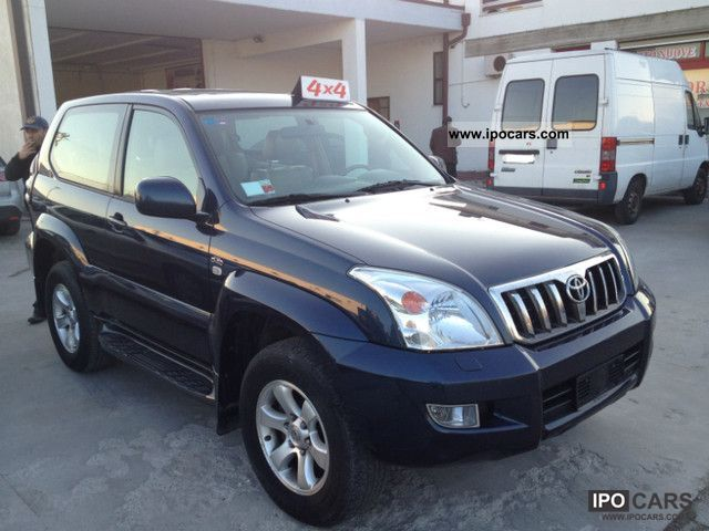 2005 Toyota  Fully equipped Land Cruiser 3.0 4D4 Off-road Vehicle/Pickup Truck Used vehicle photo