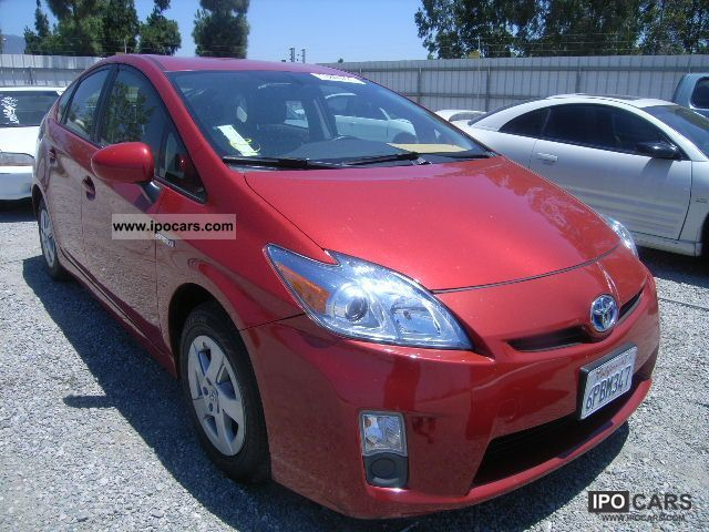 Toyota  PRIUS 2010 Hybrid Cars photo