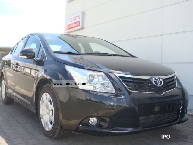 2010 toyota avensis 2 0 d 4d car photo and specs. Black Bedroom Furniture Sets. Home Design Ideas