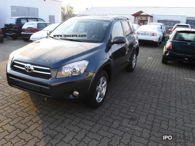 2006 Toyota  2.2 D-CAT 4x4 Executive Keyles Go, leather, Pd Off-road Vehicle/Pickup Truck Used vehicle photo