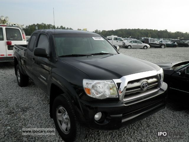 2010 Toyota  TACOMA Off-road Vehicle/Pickup Truck Used vehicle 			(business photo