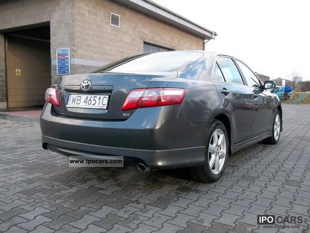 2006 toyota camry car photo and specs. Black Bedroom Furniture Sets. Home Design Ideas