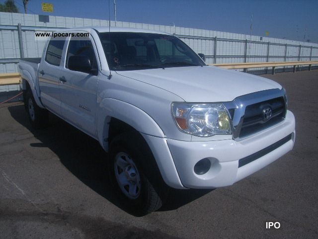 2007 Toyota  TACOMA Off-road Vehicle/Pickup Truck Used vehicle 			(business photo