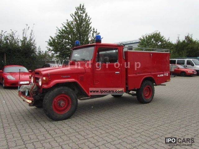 Toyota  Original FJ45 Land Cruiser 26 770 KM 1978 Vintage, Classic and Old Cars photo