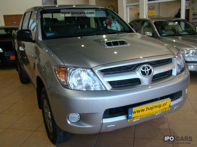 2009 Toyota  VAT Hilux-3, GWARANCJA! Other Used vehicle photo