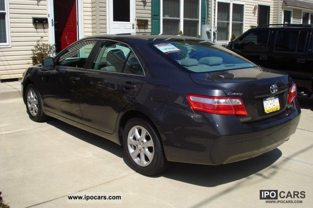 2008 toyota camry car photo and specs. Black Bedroom Furniture Sets. Home Design Ideas