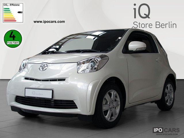 2011 Toyota  iQ 1.4 D-4D AIR Small Car New vehicle photo