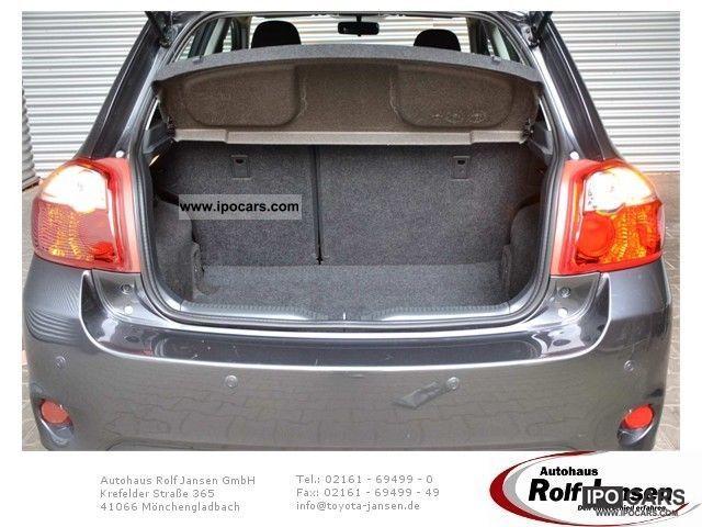2011 Toyota Auris 1.4 D l + Life * Auto * air * - Car Photo and Specs
