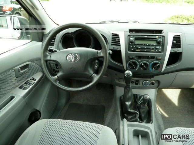 2007 Toyota Hilux Car Photo And Specs
