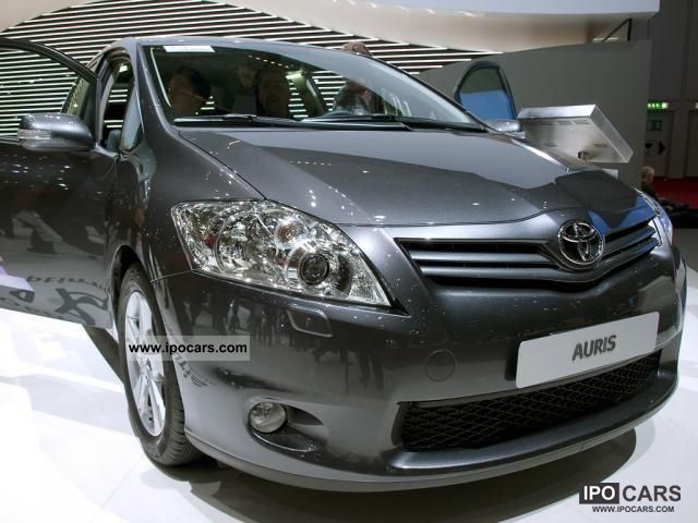 2011 toyota auris life 1 6 car photo and specs. Black Bedroom Furniture Sets. Home Design Ideas