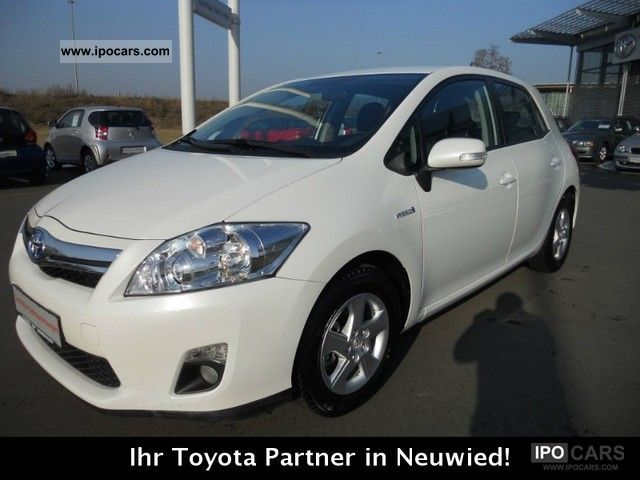 Toyota  Auris 5-door 1.8 Hybrid Automatic Life 2011 Hybrid Cars photo