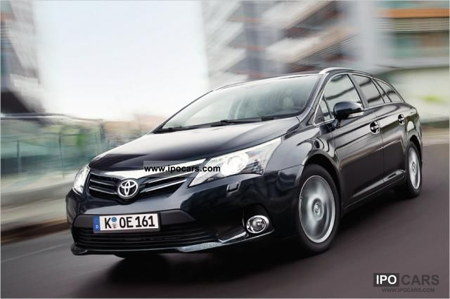 2011 toyota avensis combi t1 incl fracht free house metal. Black Bedroom Furniture Sets. Home Design Ideas