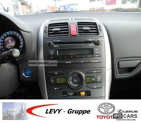 2011 Toyota Auris 8.1 Hybrid Life Eff. 4.44% Interest Rate