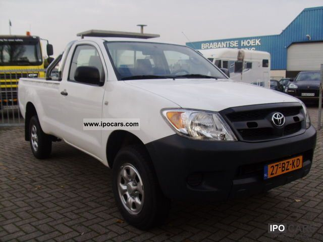 2006 Toyota  HiLux 4x4 SINGLE Cab Sol airco Other Used vehicle photo