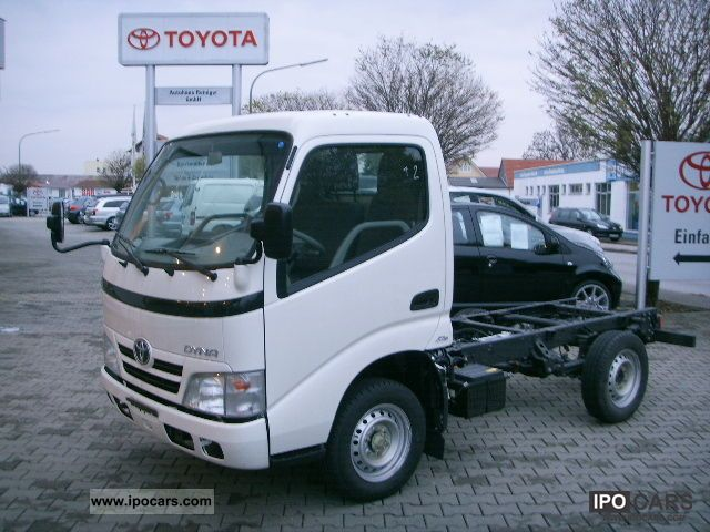 2011 toyota dyna 100 3 0 d 4d chassis dpf filter   car