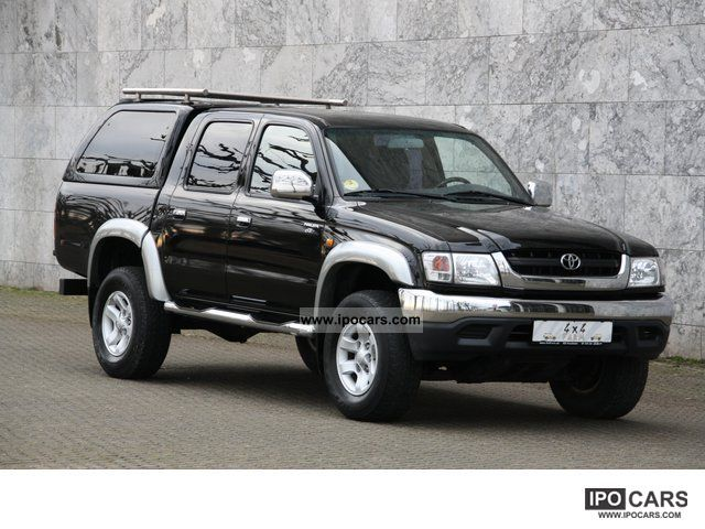 2004 Toyota  Hilux D-cab 4x4 * special * 4x4Farm.de Off-road Vehicle/Pickup Truck Used vehicle photo