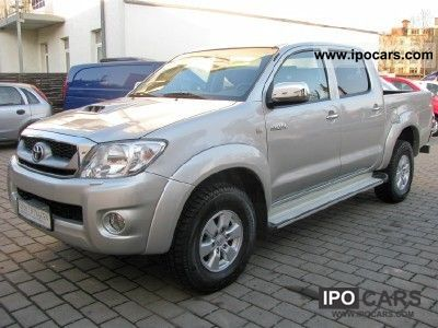 2009 Toyota  HiLux 4x4 Double Cab 2.5 D * Air / APC * 1.Hand- Off-road Vehicle/Pickup Truck Used vehicle photo