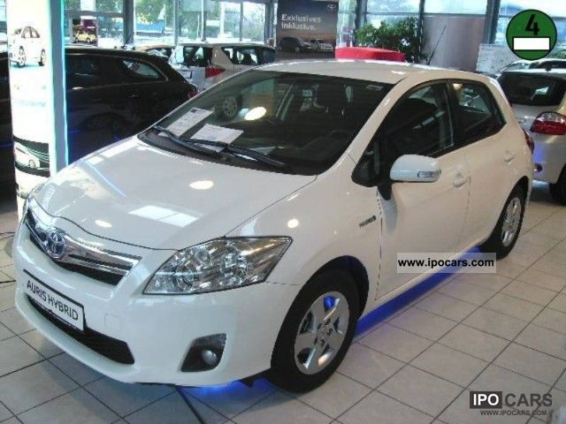 Toyota  Auris 8.1 Hybrid Automatic Life 2011 Hybrid Cars photo