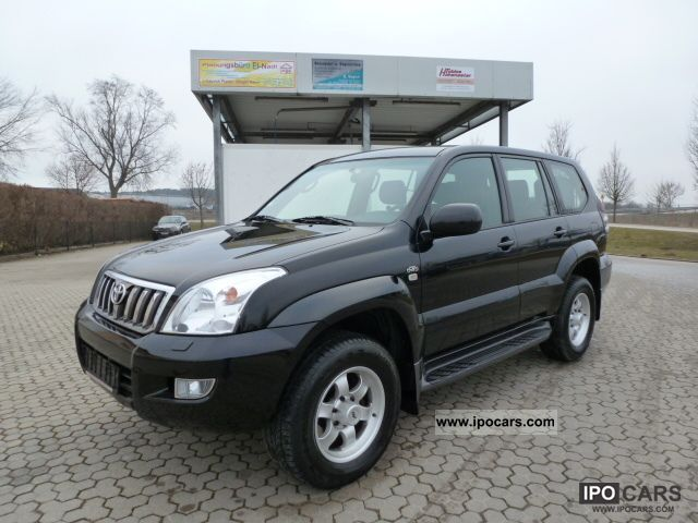 2004 toyota land cruiser d 4d 1 manual excellent. Black Bedroom Furniture Sets. Home Design Ideas