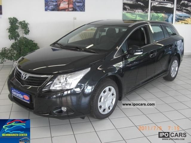 2011 Toyota  1.8 Avensis Combi Edition * Navi * Winterp. * 4.99% * Estate Car Used vehicle photo