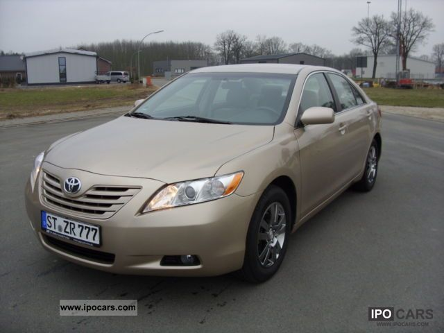 2008 Toyota  2.4 LE Prins LPG gas system Limousine Used vehicle photo