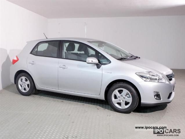 Toyota  Auris hybrid Life ALU AIR 8.1 2011 Hybrid Cars photo