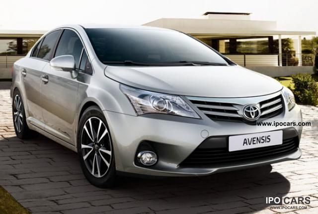2011 Toyota  + Winter Package 2.0l Avensis D-4D diesel, 6 .. Limousine New vehicle photo