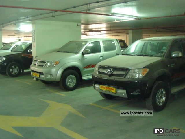 2011 toyota hilux 4x4 double cab hardtop car photo and. Black Bedroom Furniture Sets. Home Design Ideas