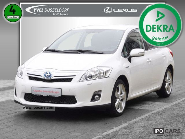 2011 Toyota  Auris hybrid executive leather Xenon + Limousine Used vehicle photo