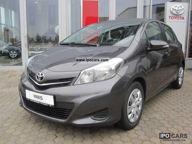 2012 Toyota Yaris 1.4 D4D 5door Life Small Car Used vehicle photo