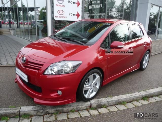 Toyota  Auris 1.6 Club Exclusive Tuning 2012 Tuning Cars photo