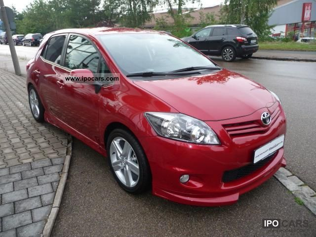 2012 Toyota Auris 1.6 Club Exclusive Tuning - Car Photo ...