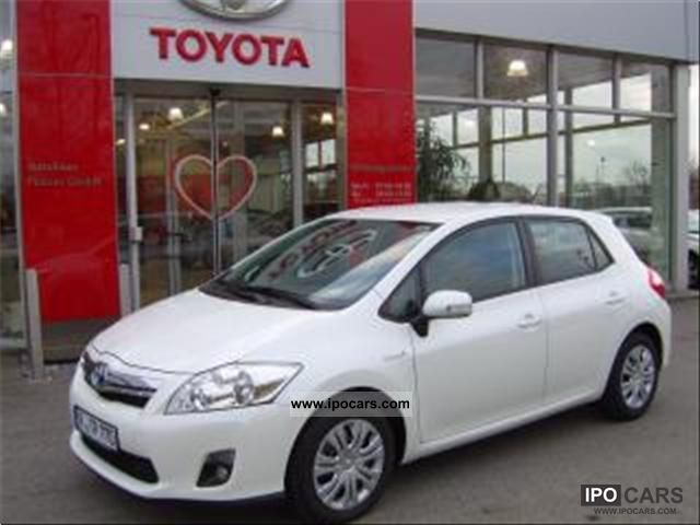 Toyota  Auris 1.8 HYBRID LIFE 2011 Hybrid Cars photo