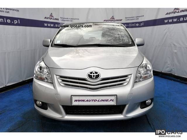 2011 toyota verso 2 0 d4d 126 skyview panoramic car photo and specs. Black Bedroom Furniture Sets. Home Design Ideas